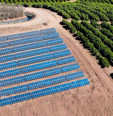 Agrinor Proyectos de Energía Solar - Solcor Chile
