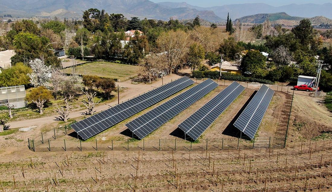 Instituto Agrícola Pascual Baburizza - Solcor Chile