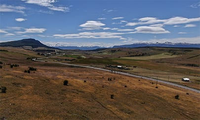Construcción del proyecto de energía solar más austral del mundo - Solcor Chile